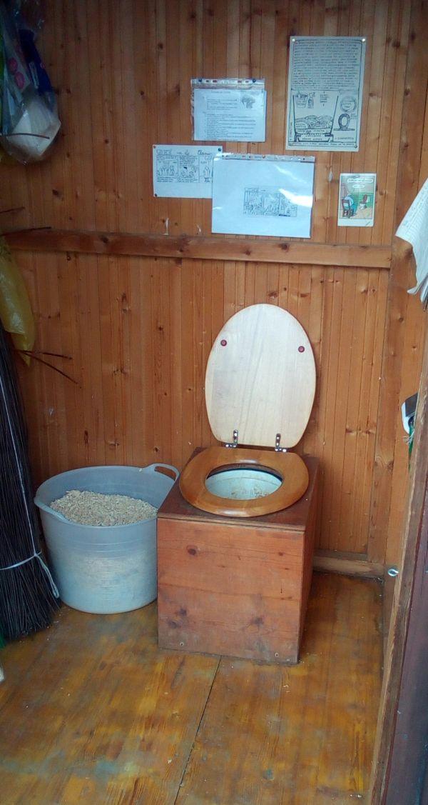 Trocken Kompost Toilette Agenda Garten